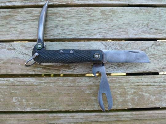 Belgium Belgian Army Soldiers Pocket Knife